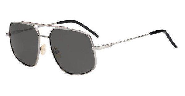 FENDI Fendi Herren Sonnenbrille » FF M0007/S«, schwarz, 003/70 - schwarz