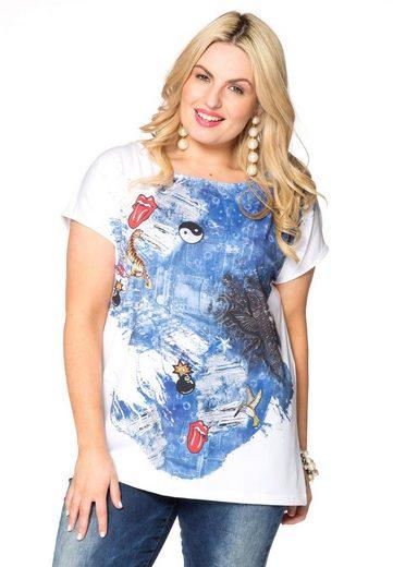 Yoek T-shirt Blue