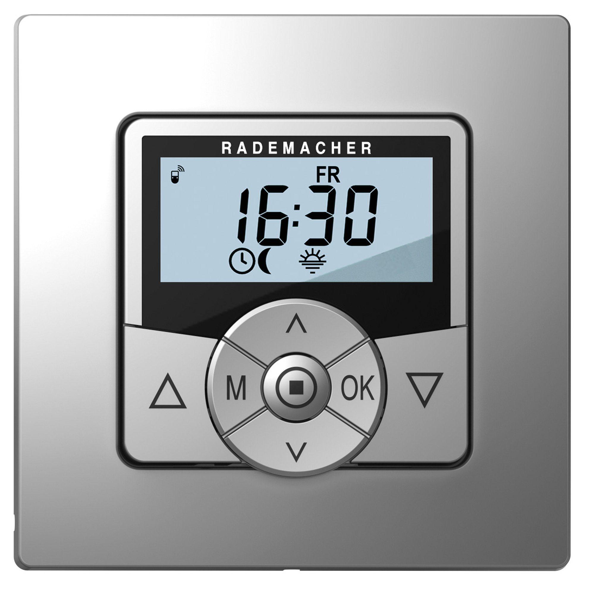 Rademacher Smart Home - HomePilot - Zeitschaltuhr, Zentralsteuerung »DuoFern HomeTimer 9498-AL«