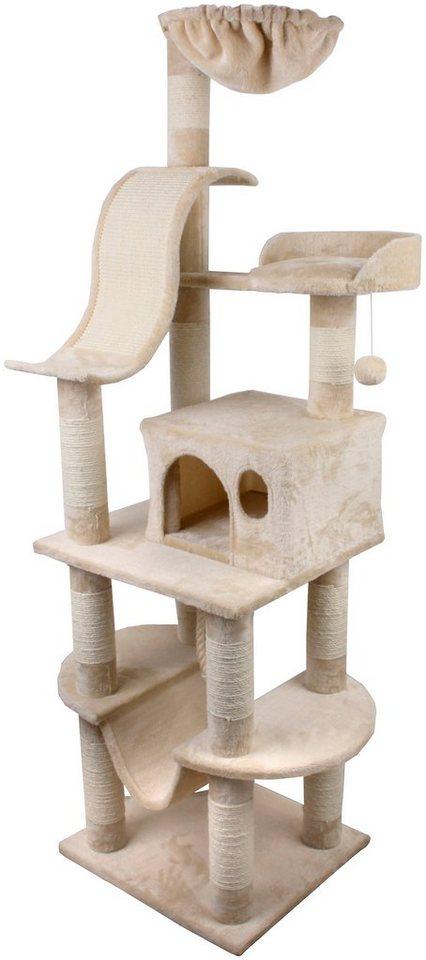 silvio design kratzbaum adonis bxtxh 50x45x162 cm online kaufen otto. Black Bedroom Furniture Sets. Home Design Ideas