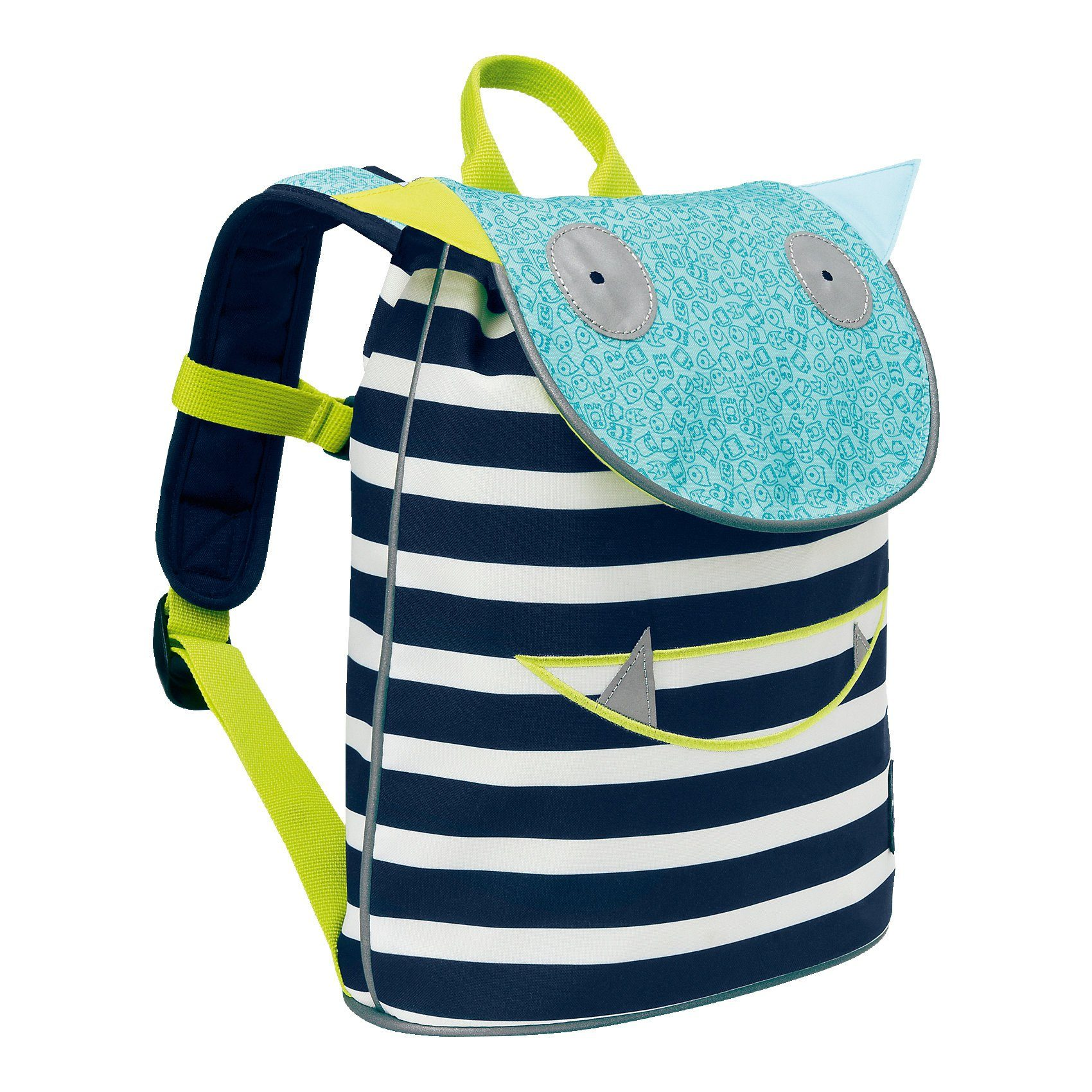 Lässig Kindergarten-Rucksack 4kids, Mini Duffle Backpack, Little Mo