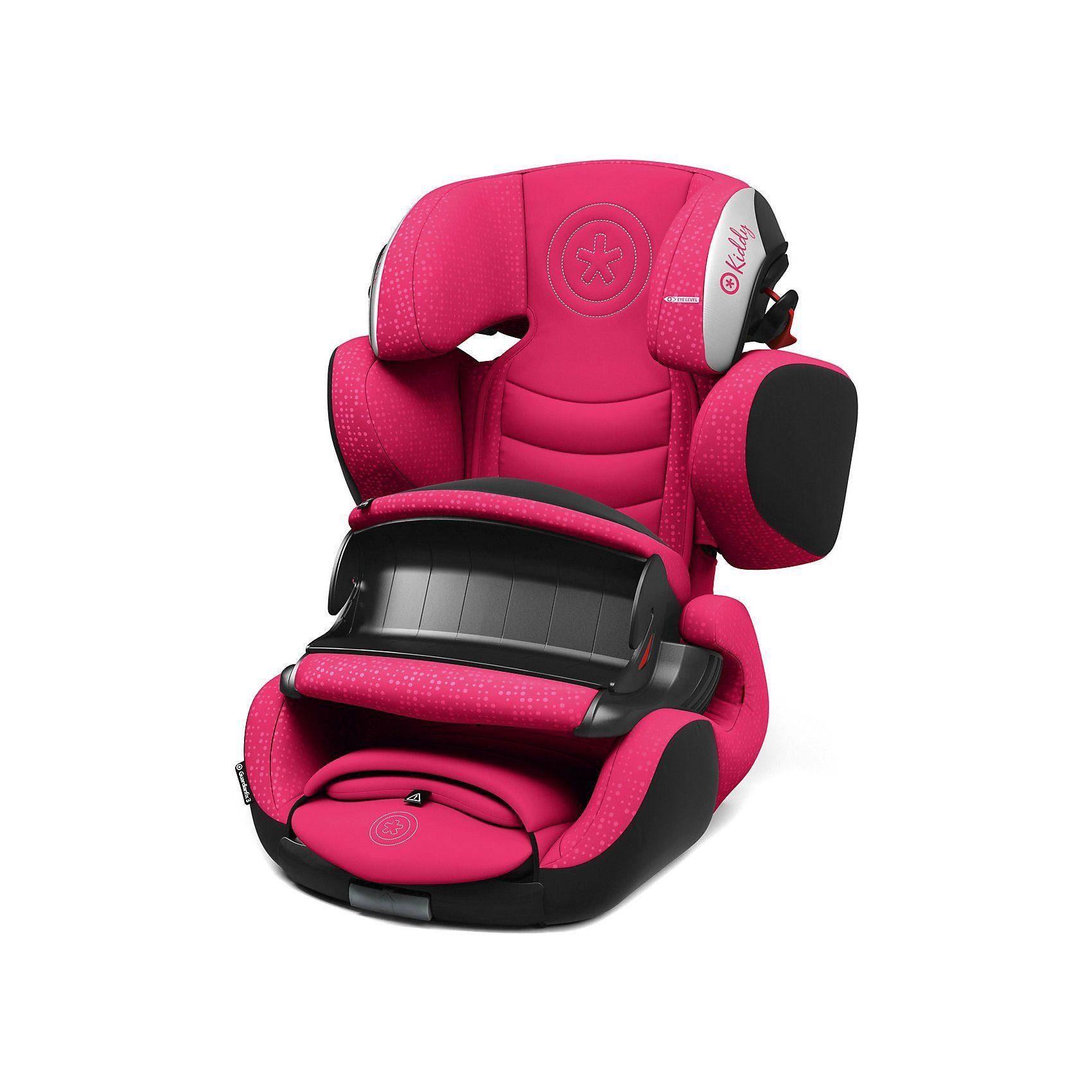 kiddy Auto-Kindersitz Guardianfix 3, Berry Pink, 2018