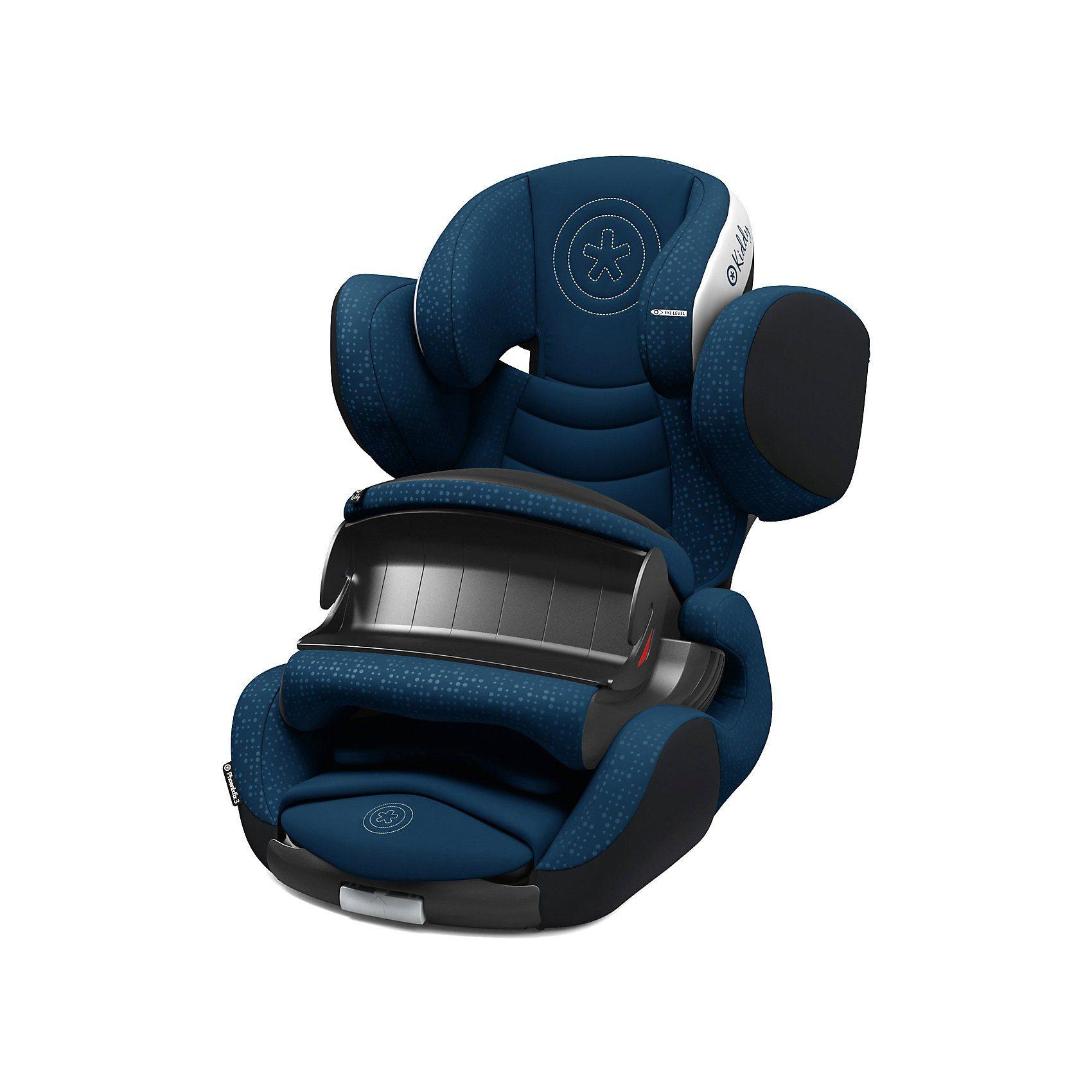 kiddy Auto-Kindersitz Phoenixfix 3, Mountain Blue, 2018