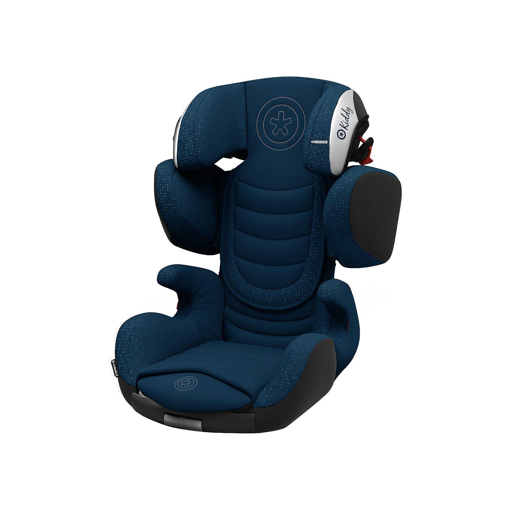 kiddy Auto-Kindersitz Cruiserfix 3, Mountain Blue, 2018