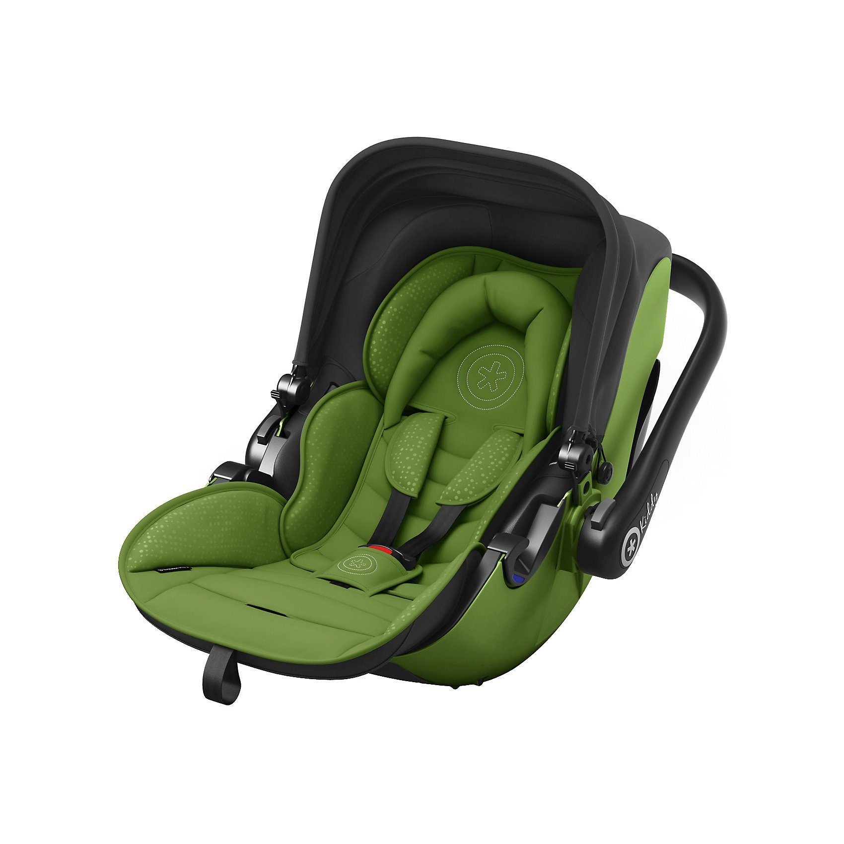 kiddy Babyschale Evolution Pro 2, Cactus Green, 2018