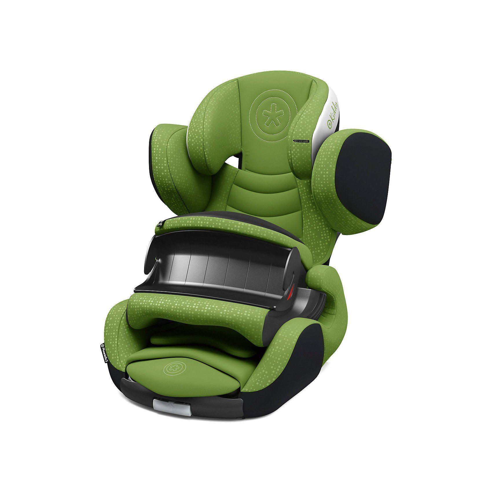 kiddy Auto-Kindersitz Phoenixfix 3, Cactus Green, 2018