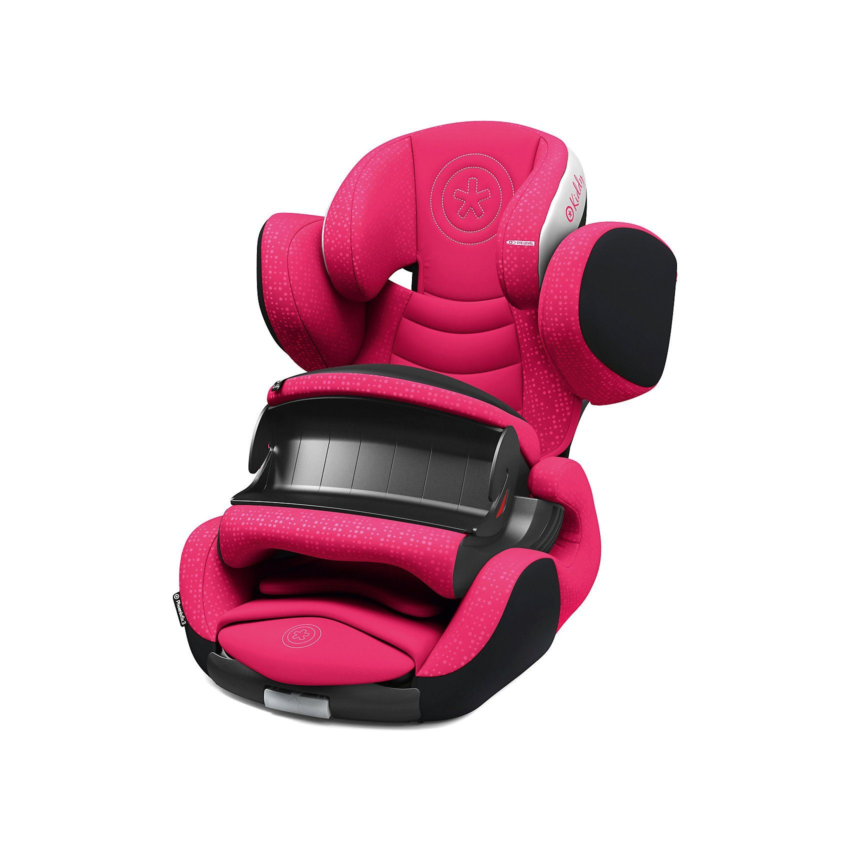 kiddy Auto-Kindersitz Phoenixfix 3, Berry Pink, 2018