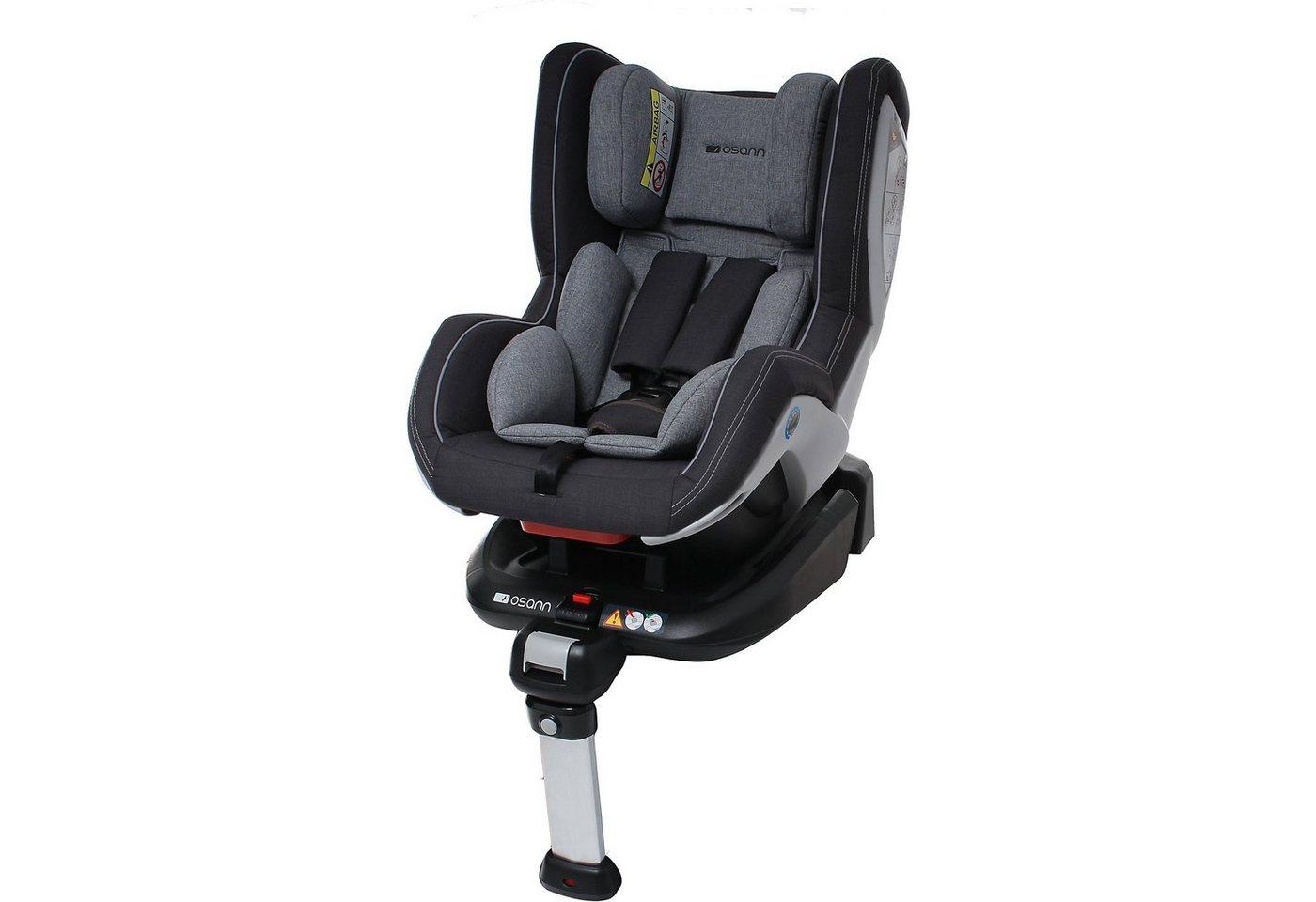 Osann Auto-Kindersitz FOX Grey Melange 2018 grau   04016428000658