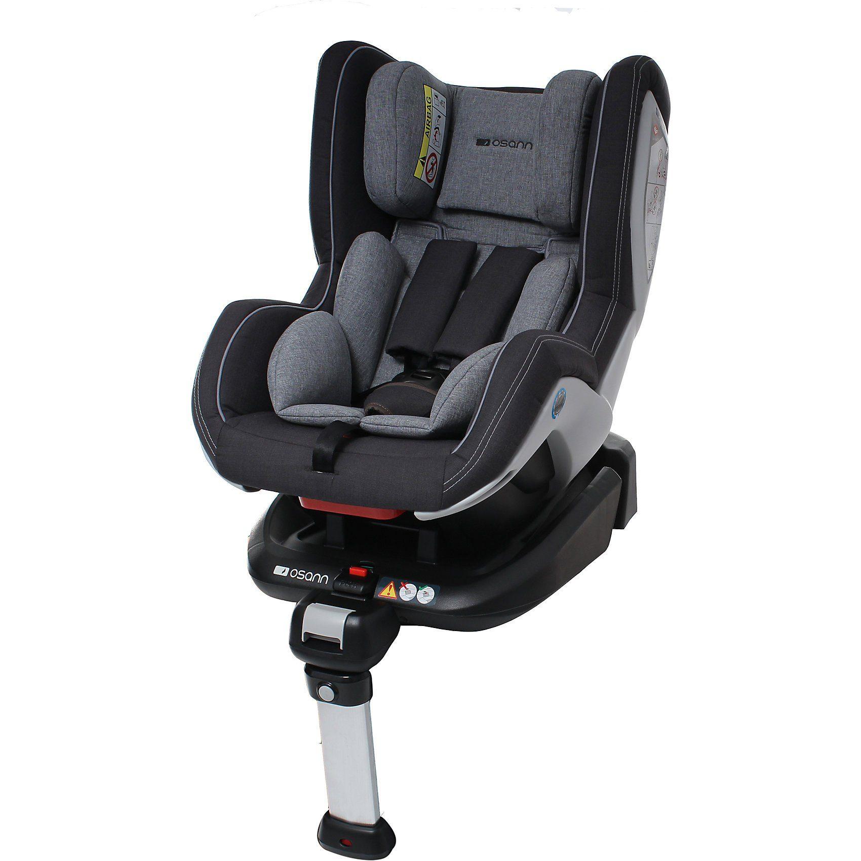 Osann Auto-Kindersitz FOX, Grey Melange, 2018