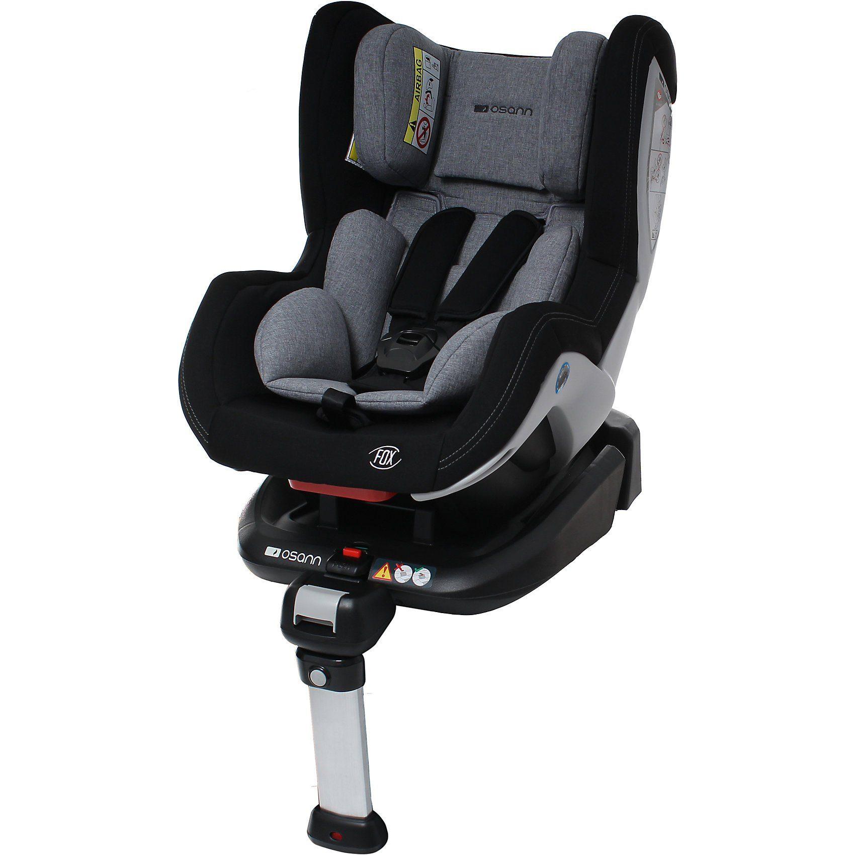 Osann Auto-Kindersitz FOX, Black Melange, 2018
