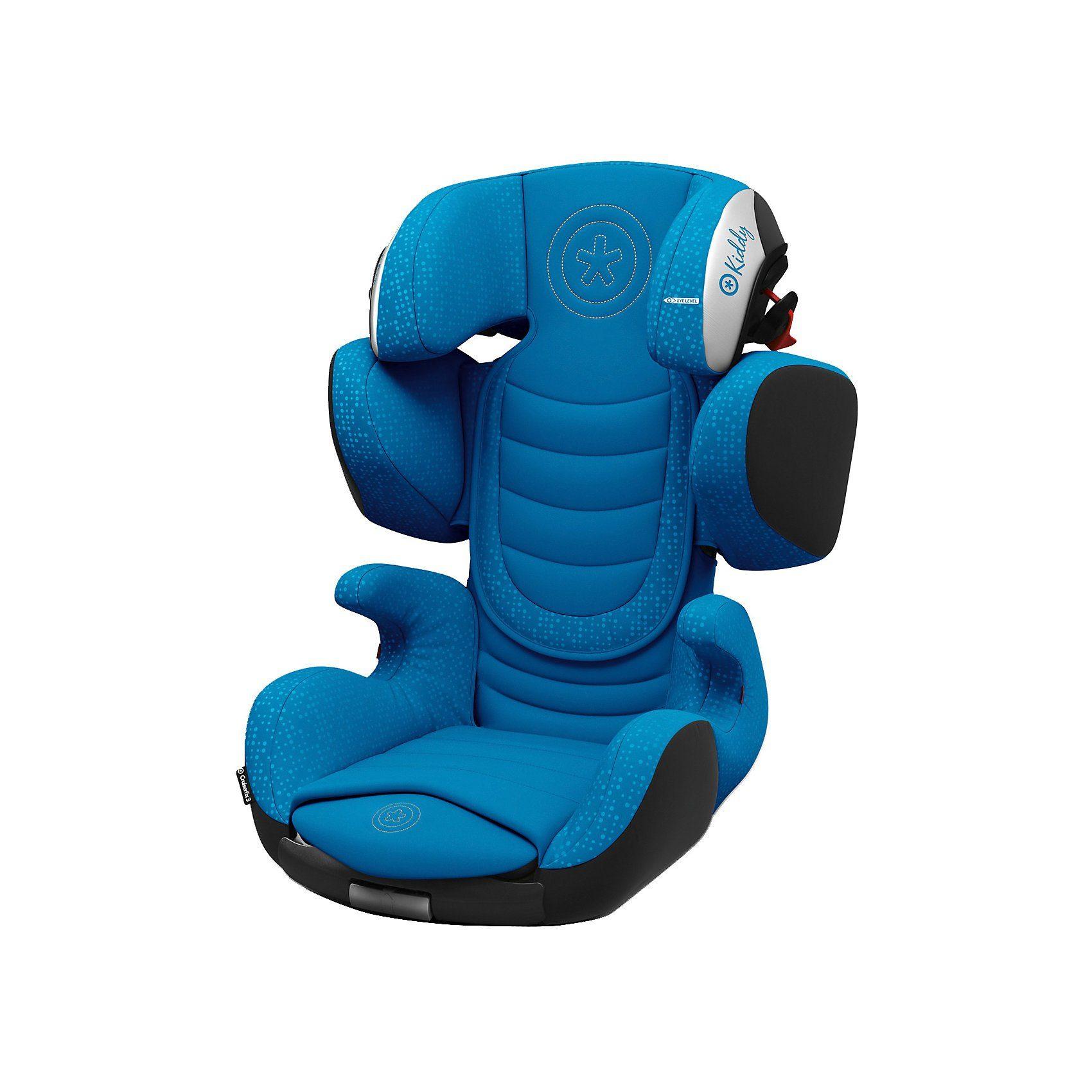 kiddy Auto-Kindersitz Cruiserfix 3, Summer Blue, 2018