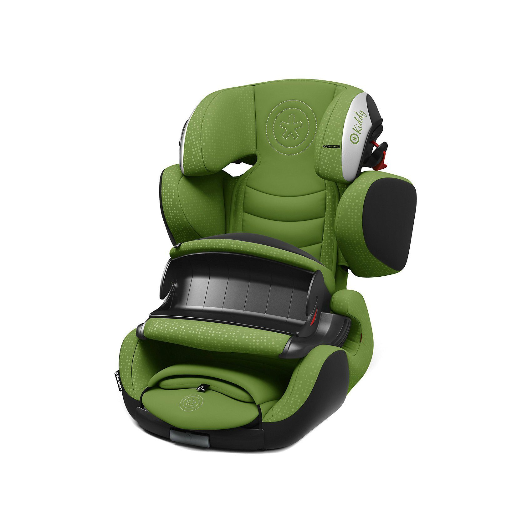 kiddy Auto-Kindersitz Guardianfix 3, Cactus Green, 2018