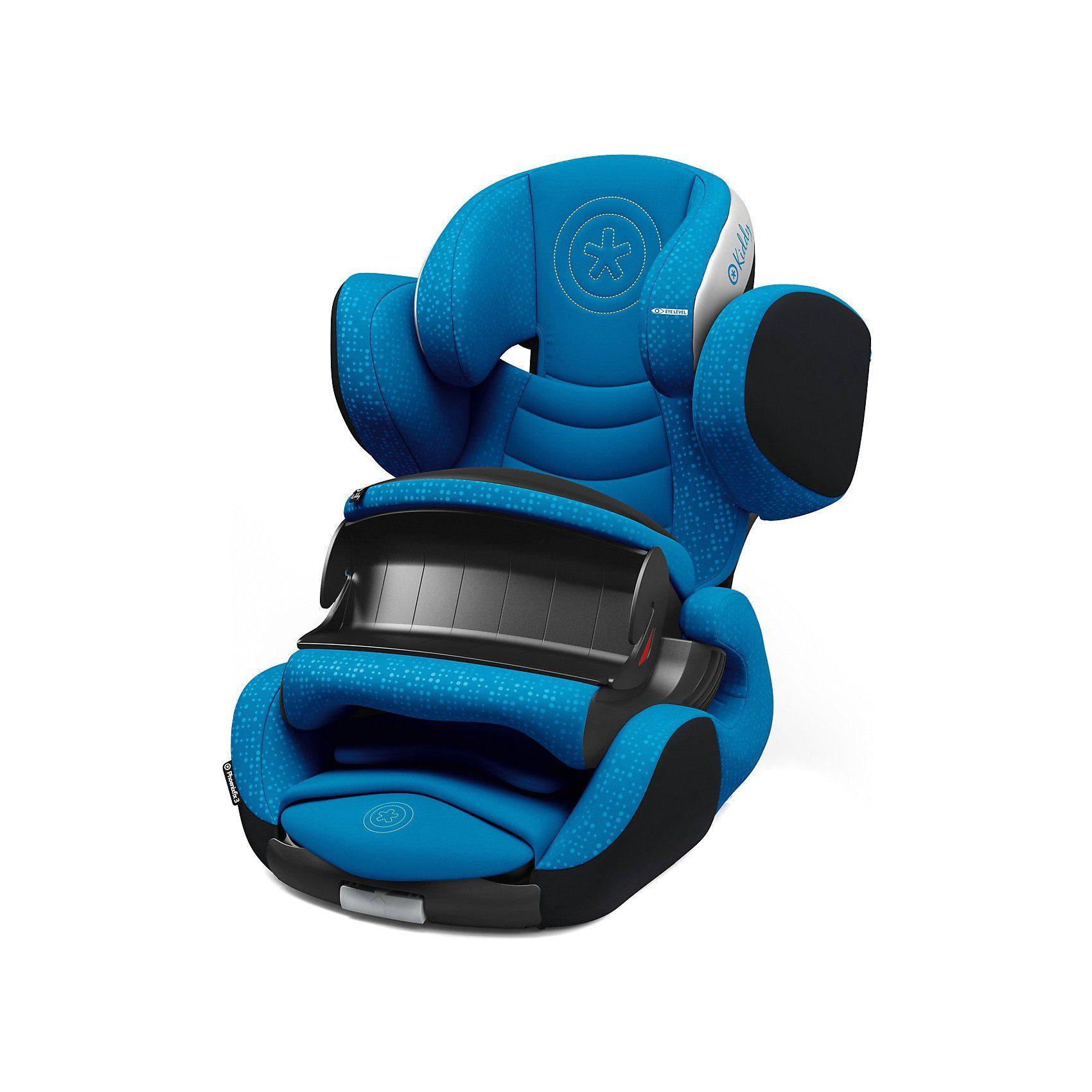 Kiddy Auto-Kindersitz Phoenixfix 3, Summer Blue, 2018