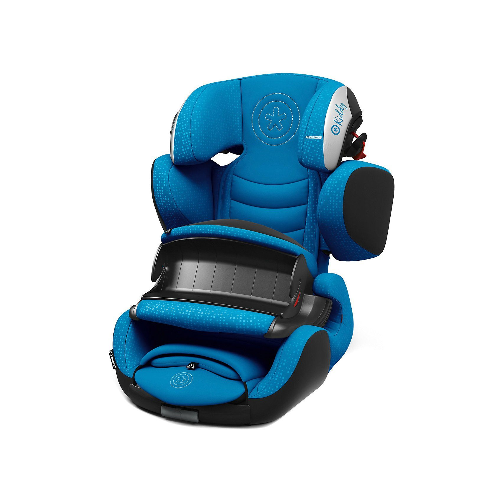 kiddy Auto-Kindersitz Guardianfix 3, Summer Blue, 2018