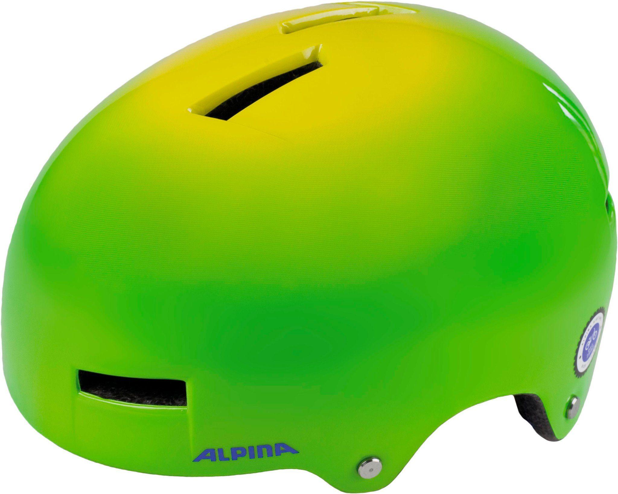 Alpina Fahrradhelm »Airtime Helmet«