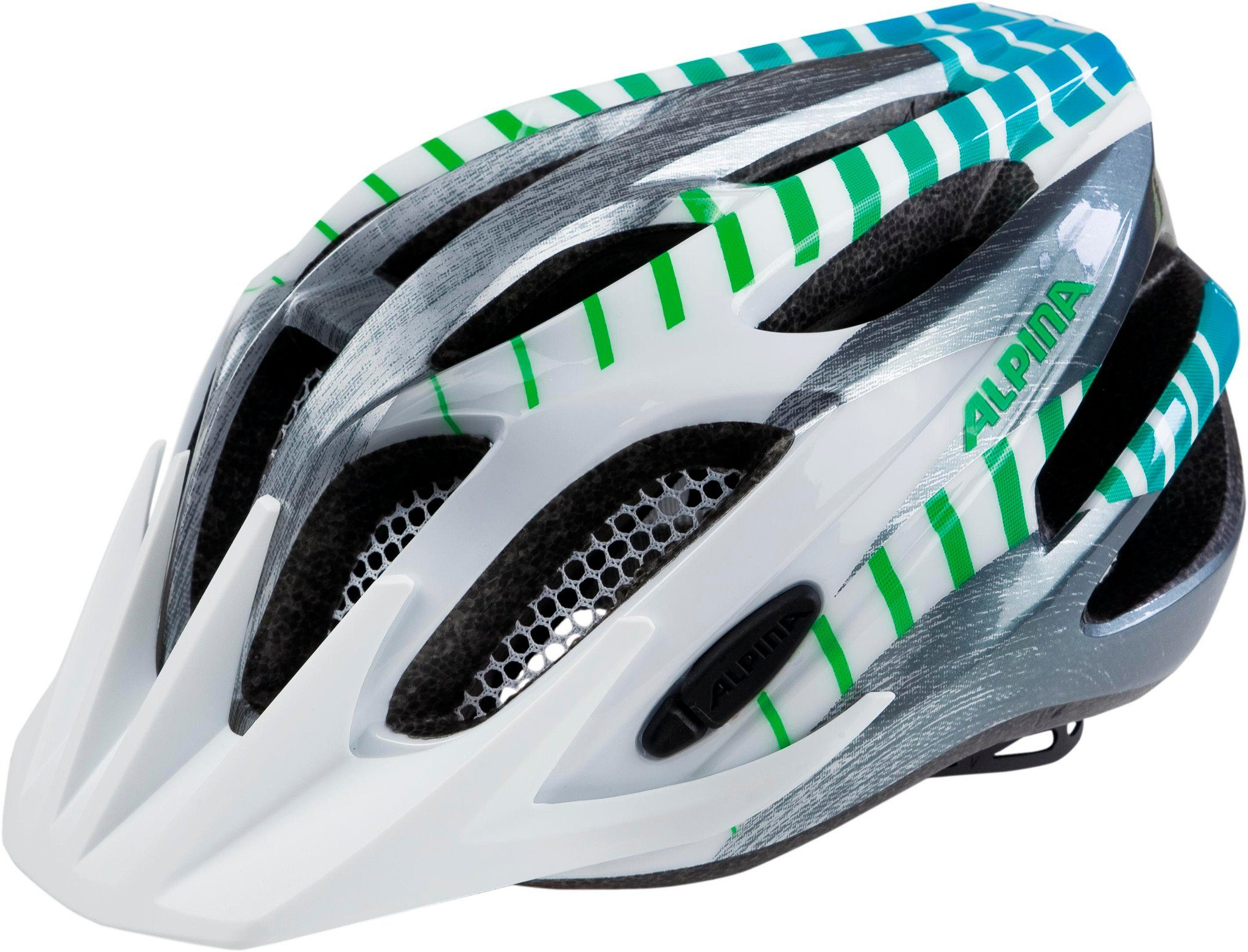 Alpina Sports Fahrradhelm »FB Jr. 2.0 Flash Helmet«