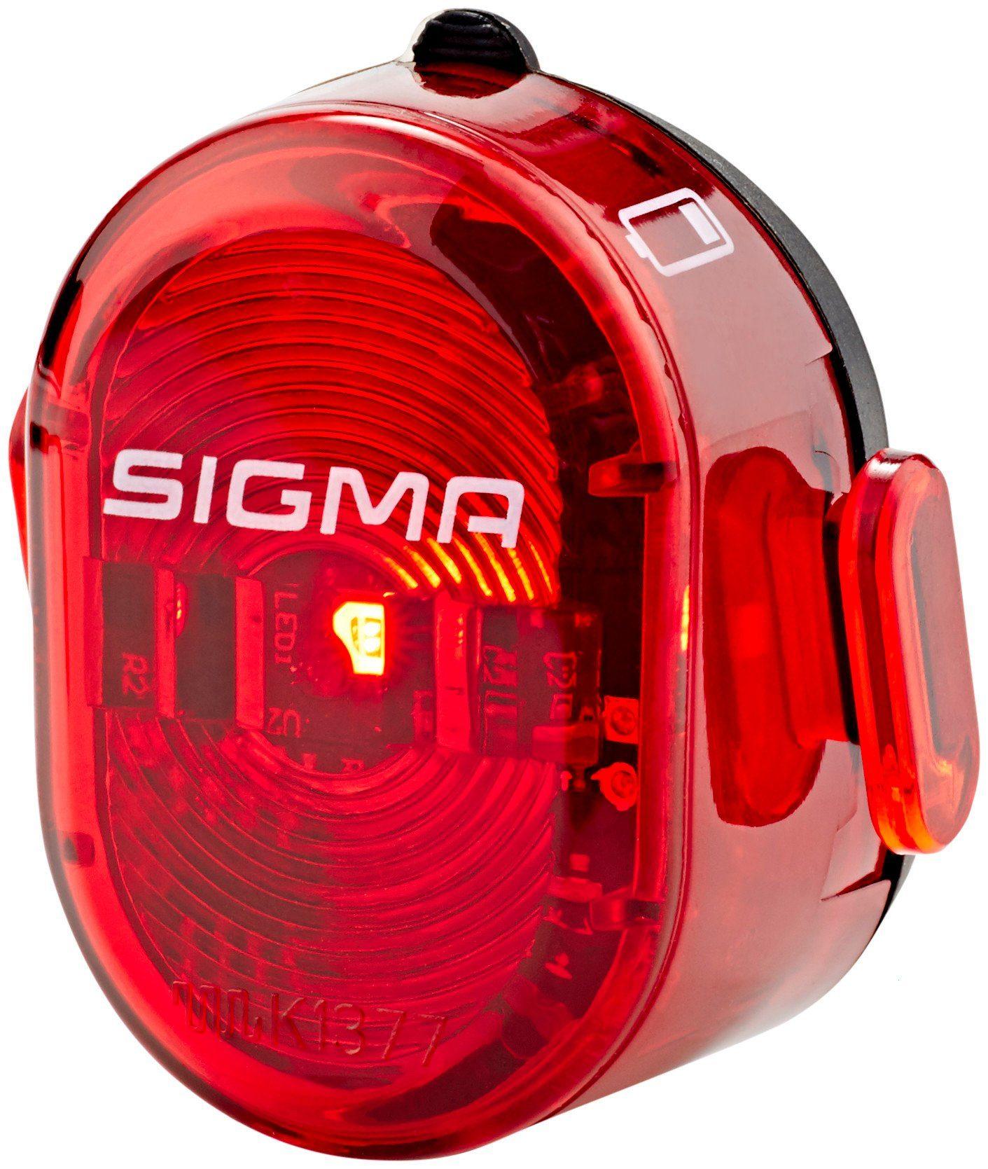 Sigma Sport Fahrradbeleuchtung »Nugget II Rücklicht«