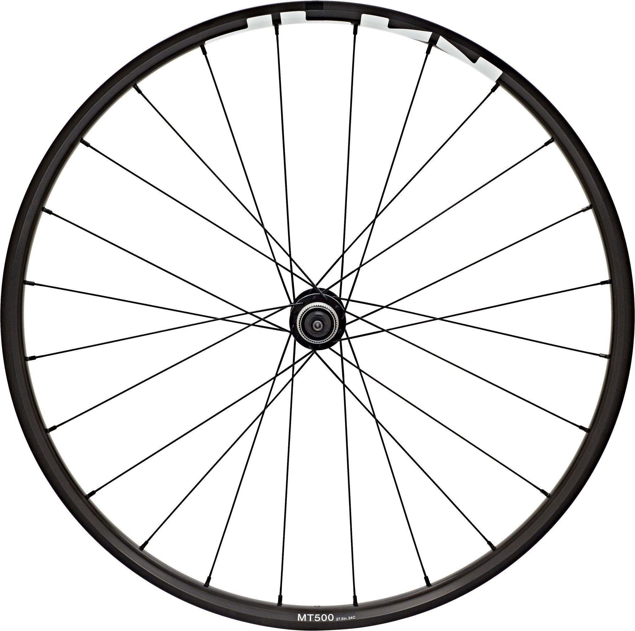 """Shimano Laufrad »WH-MT500 MTB Vorderrad 27,5"""" Disc CL Clincher QR«"""