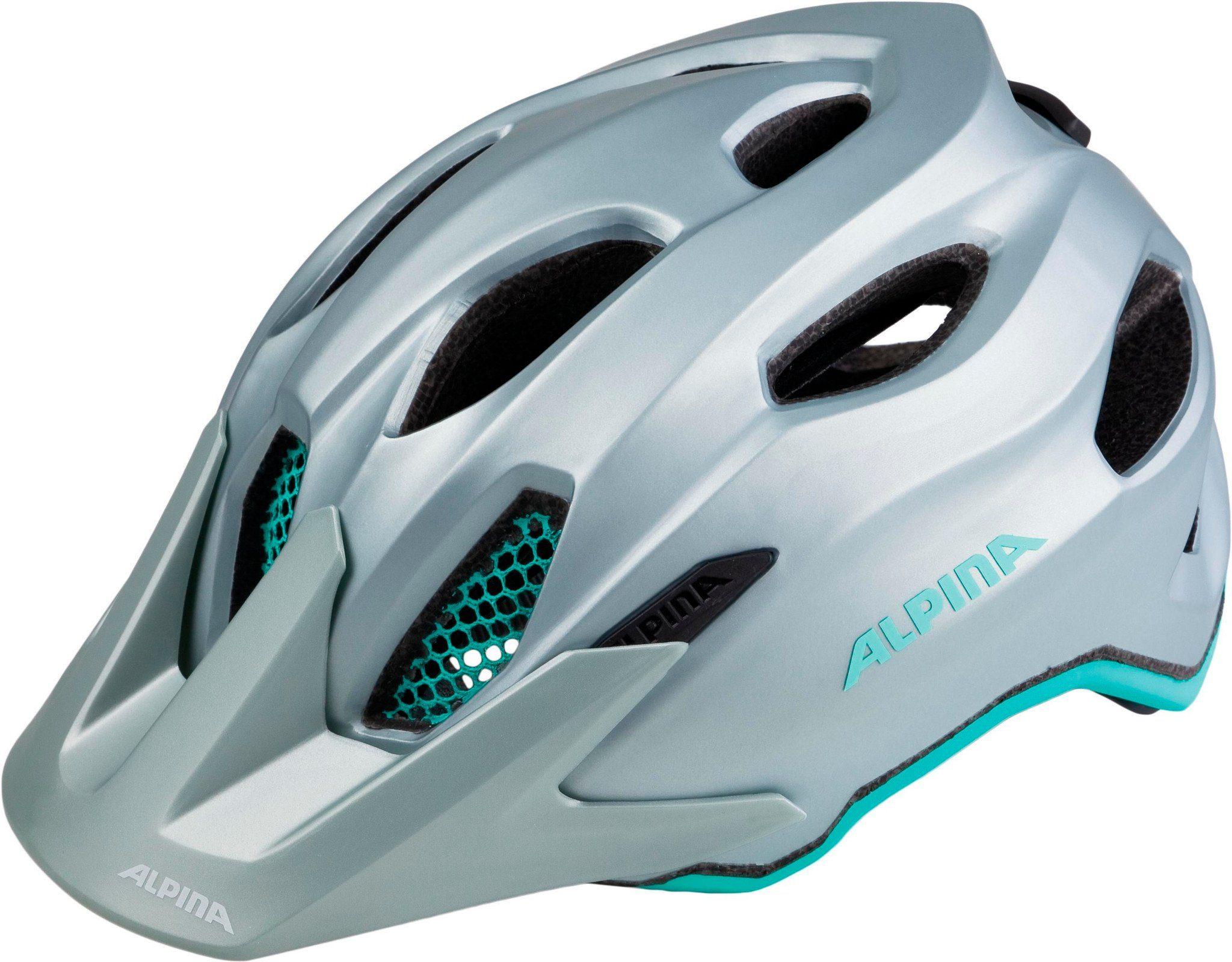 Alpina Fahrradhelm »Carapax Jr. Helmet«