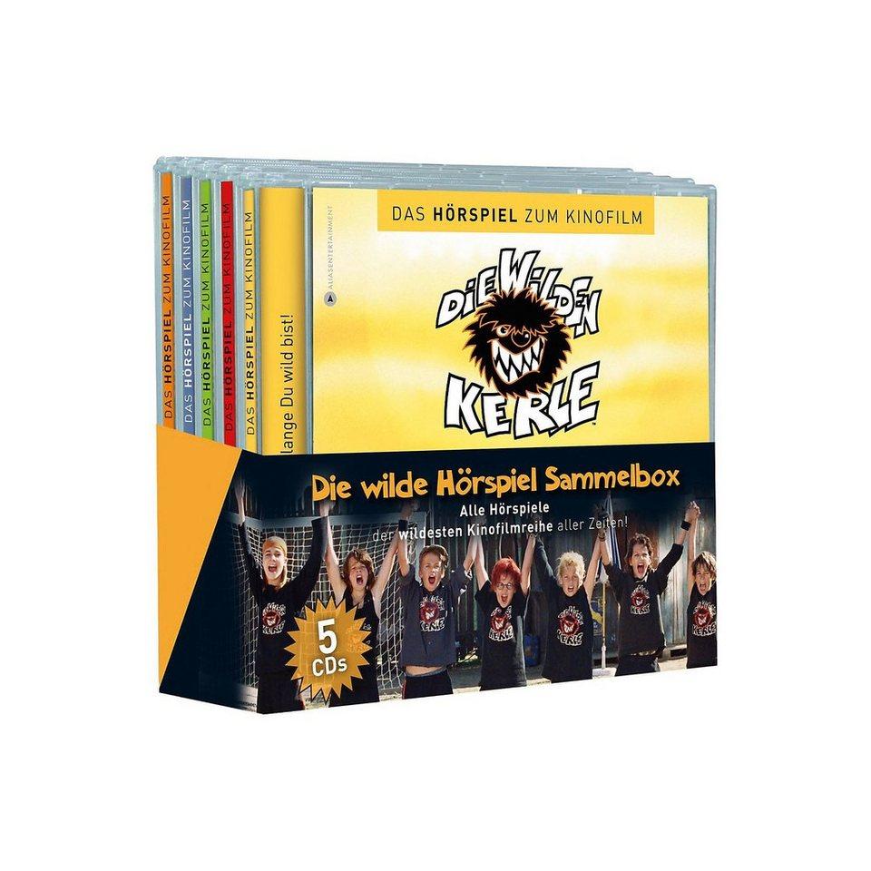 Universum CD Die Wilden Kerle 1-5 (Hörspiel zum Film) online kaufen