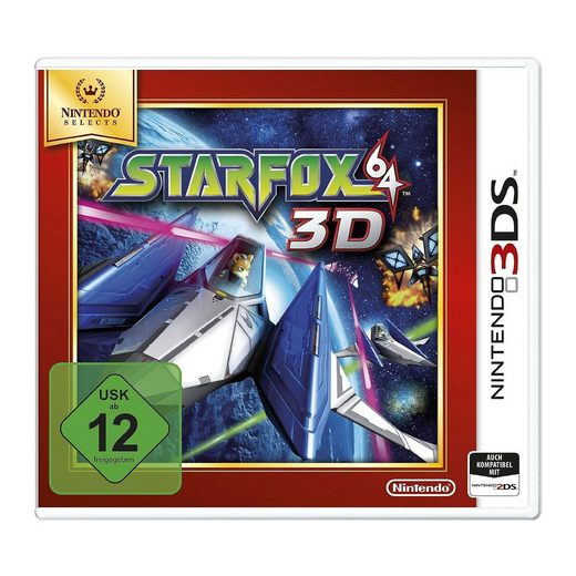 Nintendo 3DS Star Fox 64 3D (Selects)