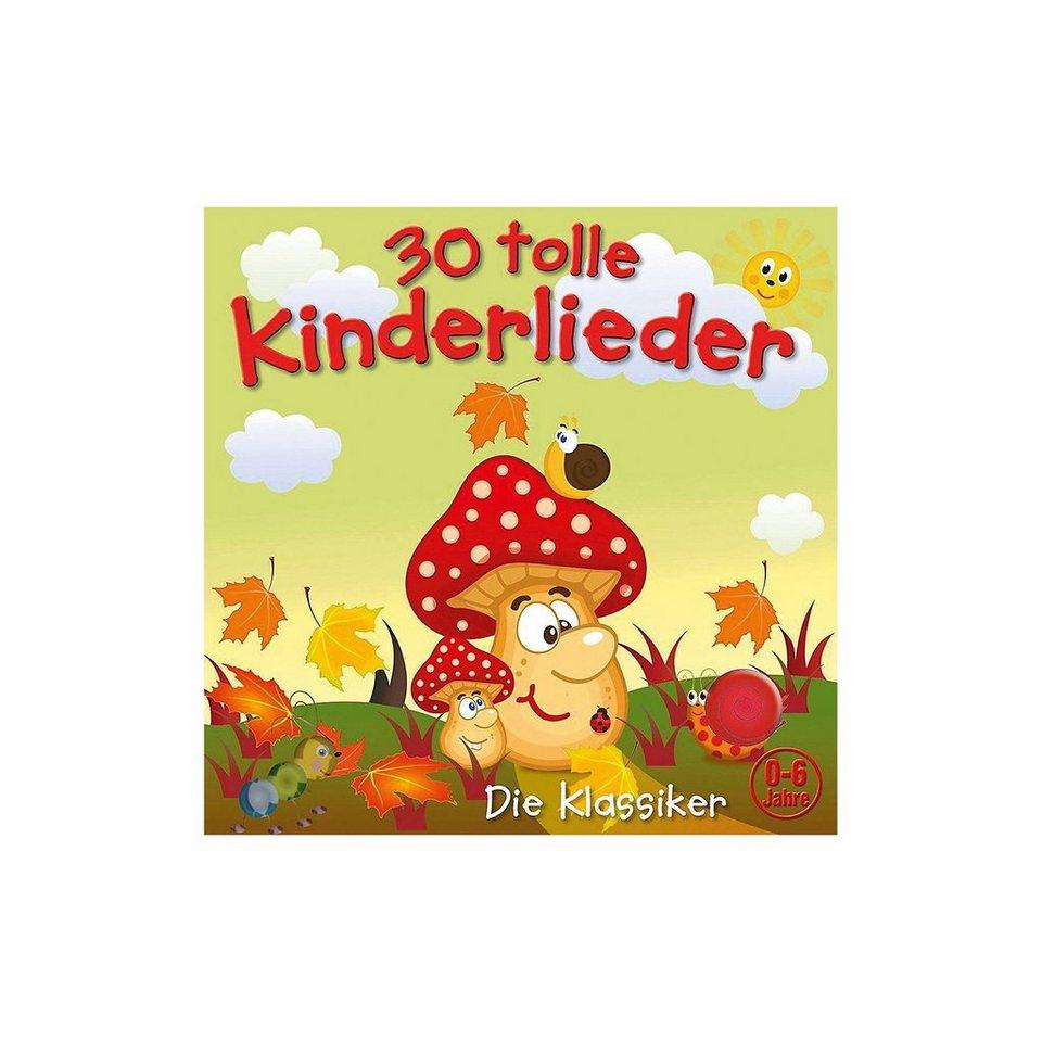 CD 30 tolle Kinderlieder für den Herbst kaufen