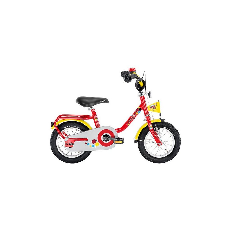 puky kinderfahrrad z 2 12 5 zoll rot kaufen otto. Black Bedroom Furniture Sets. Home Design Ideas