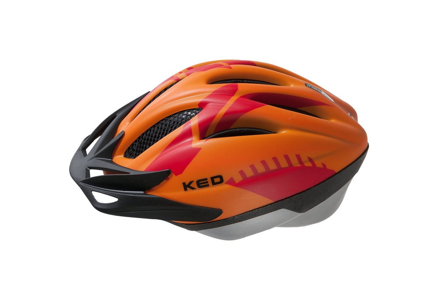 ked helmsysteme fahrradhelm joker orange. Black Bedroom Furniture Sets. Home Design Ideas