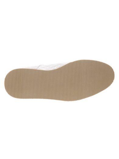 Alba Moda Schnürschuh mit grafischem Muster allover