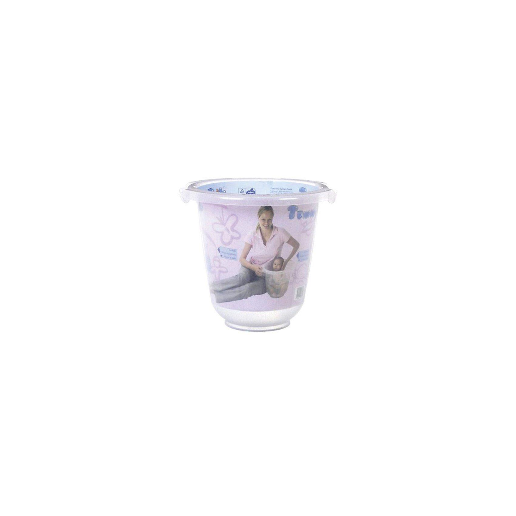 Tummy Tub Badeeimer , transparent