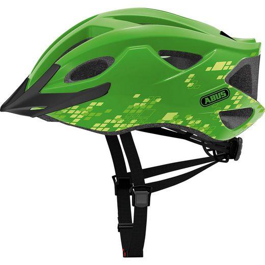 ABUS Fahrradhelm S-Cension, diamond grün