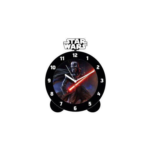Joy Toy Darth Vader Wecker mit leuchtendem Schwert und Sound