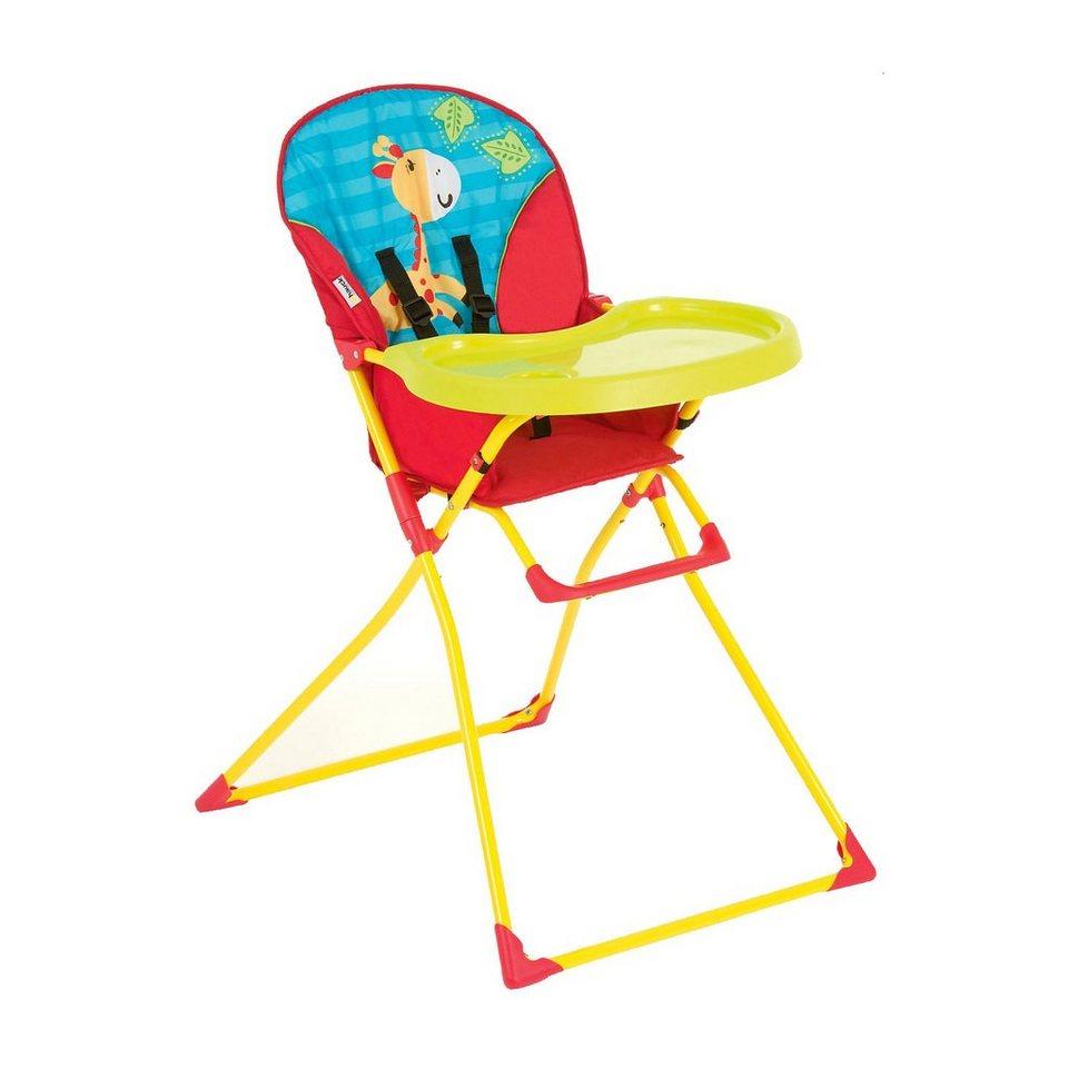 hauck hochstuhl mac baby jungle fun online kaufen otto. Black Bedroom Furniture Sets. Home Design Ideas