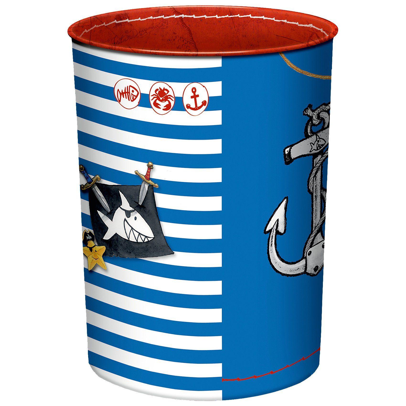 Spiegelburg Papierkorb Capt'n Sharky