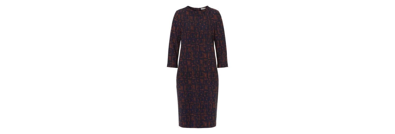 Betty&Co Kleid mit Allover Muster und Turtleneck Spielraum Top-Qualität Freies Verschiffen Bestes Geschäft Zu Bekommen Rabatt-Outlet-Store Günstiger Preis Store Zum Verkauf Finish dDveD8c