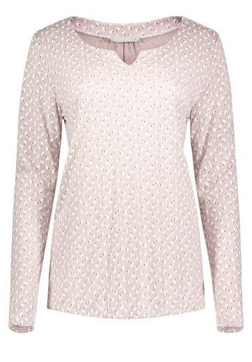 Betty&Co Shirt mit Allover-Print