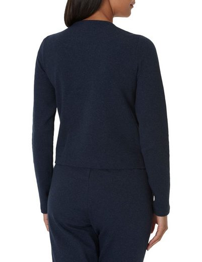 Betty&Co Sweatshirt Jacke im Casual Stil