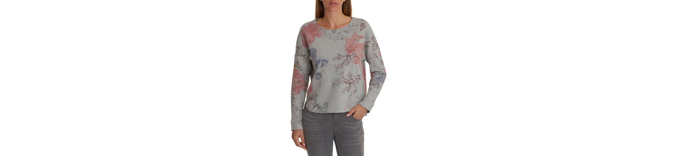 Allover Blumenprint mit Blumenprint amp;Co Sweatshirt Allover Betty Betty amp;Co mit Sweatshirt pII6qC