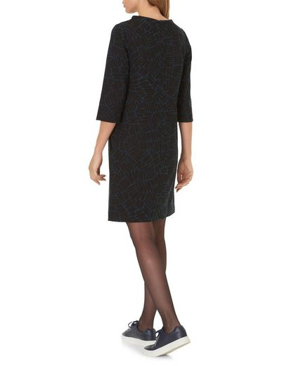 Betty&Co Kleid mit Allover Muster