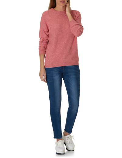 Betty & Co Knitted Sweaters With Round Neck
