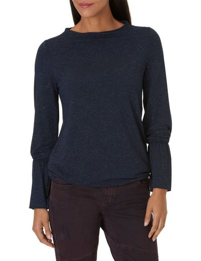 Betty & Co Shirt With Fashionable Sleeves