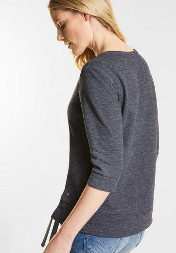CECIL Doubleface Sweatshirt