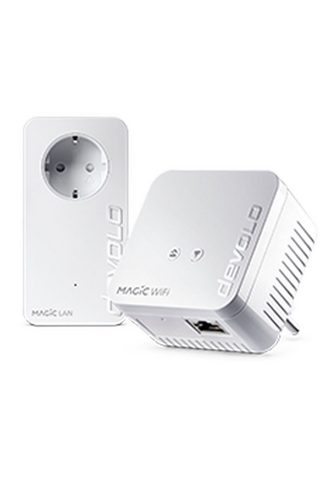 DEVOLO »(1200Mbit G.hn Powerline + WLAN Mesh)...