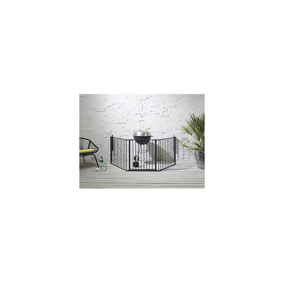 baby dan konfigurationsgitter flex xl wei 90 270 cm online kaufen otto. Black Bedroom Furniture Sets. Home Design Ideas