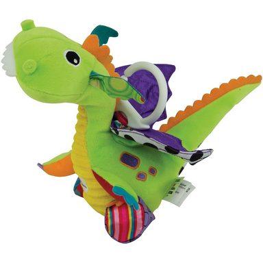 Lamaze Clip & Go Spieltier - Diego der fliegende Drache
