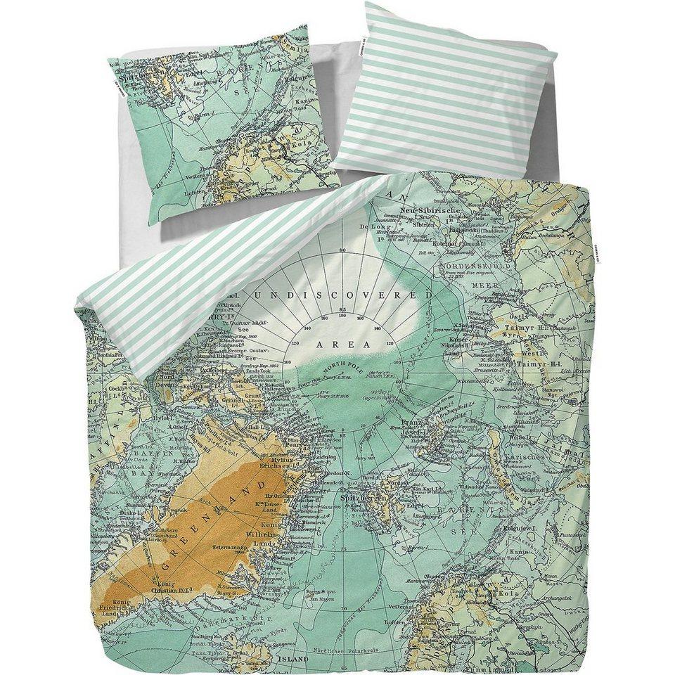 Covers Co Wende Bettwäsche North Pole Renforcé 135 X 200 Cm