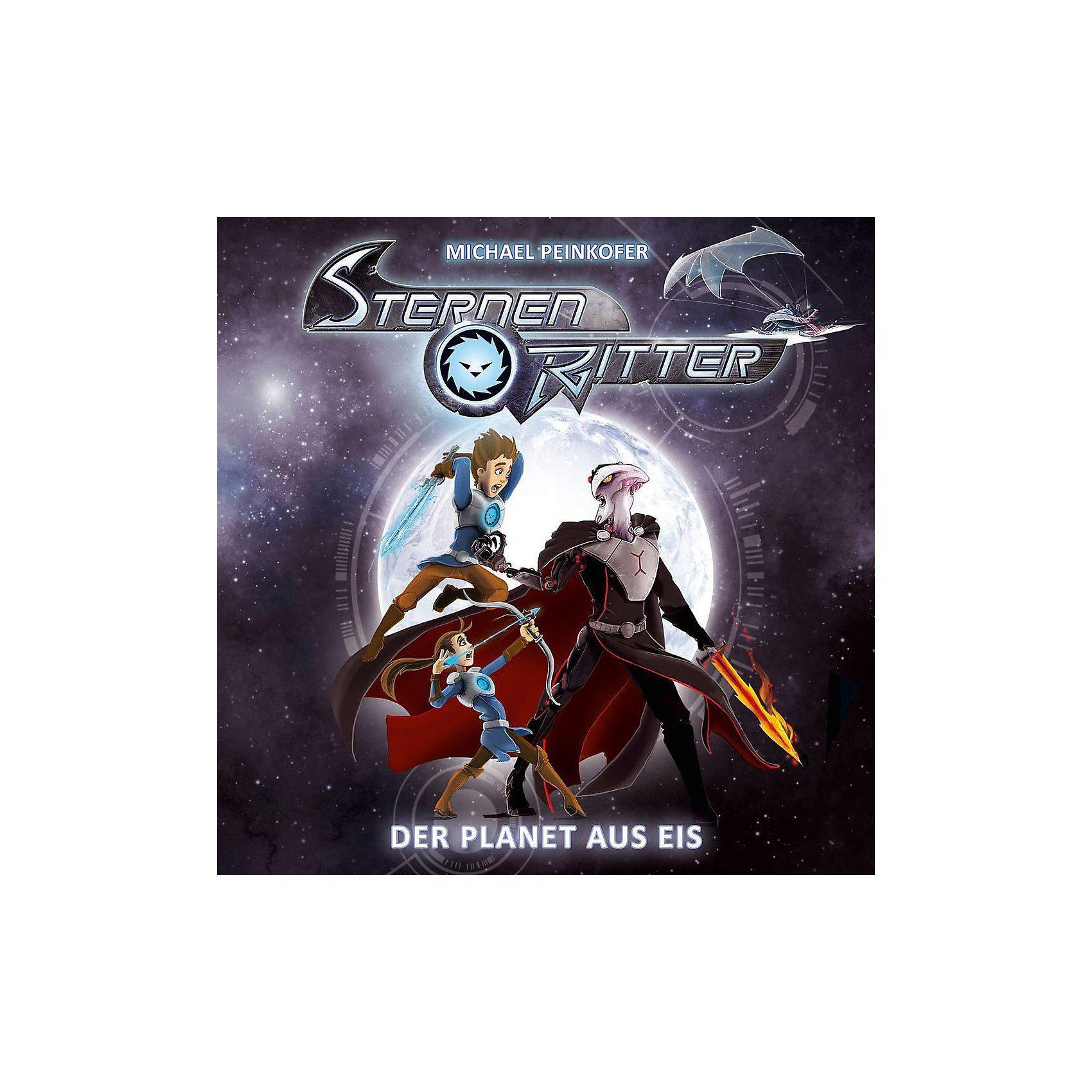 Universal CD Sternenritter 03 - Der Planet aus Eis