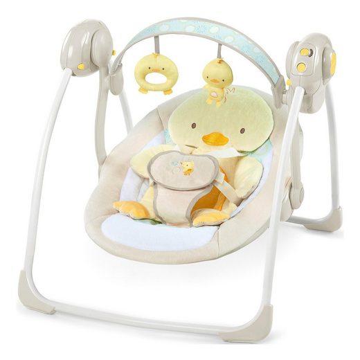 INGENUITY Babyschaukel, Quacks & Cuddles
