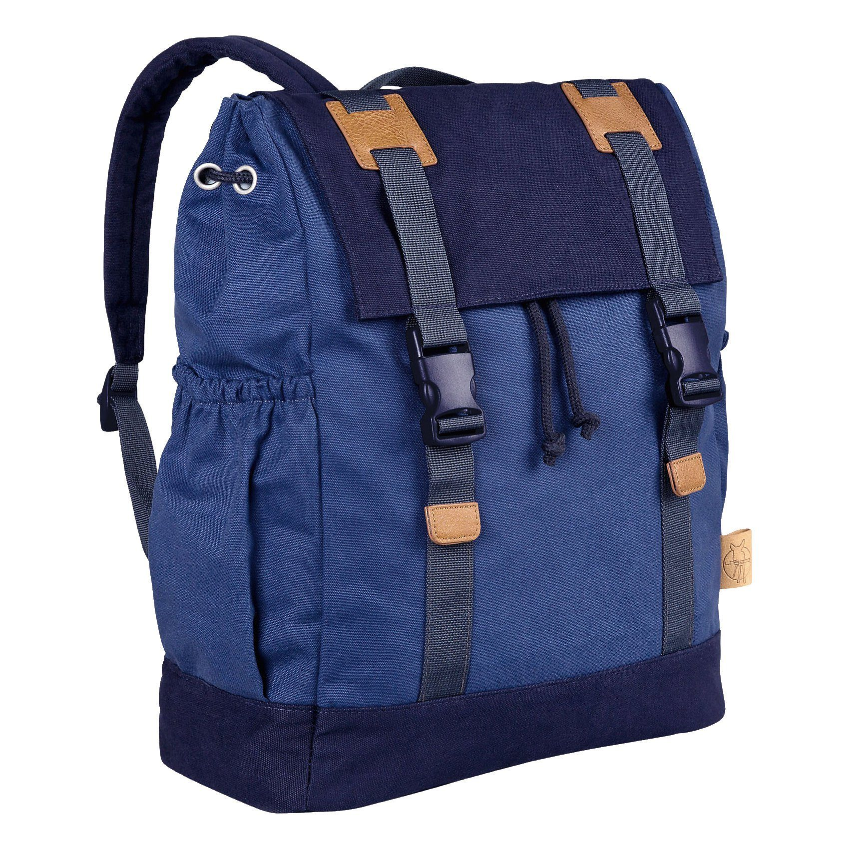 Lässig Wickelrucksack Little One & Me Backpack big, blue
