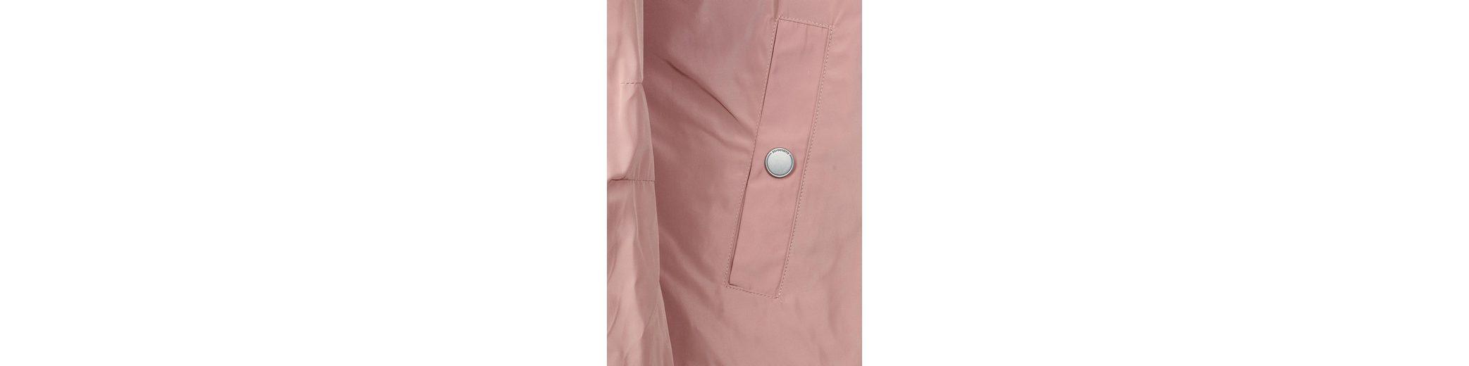 Günstig Kaufen Low-Cost Sauber Und Klassisch Street One Kurze Nylon Jacke Verkauf Günstigsten Preis ULvSrTSJGR